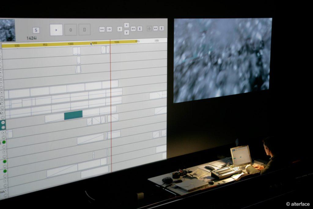 Vulcania Show Control
