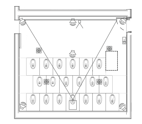 Interactive Theatre Layout