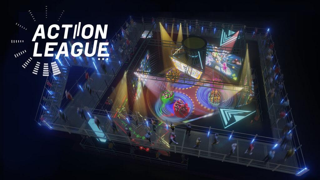 Action League, The Interactive Revolution