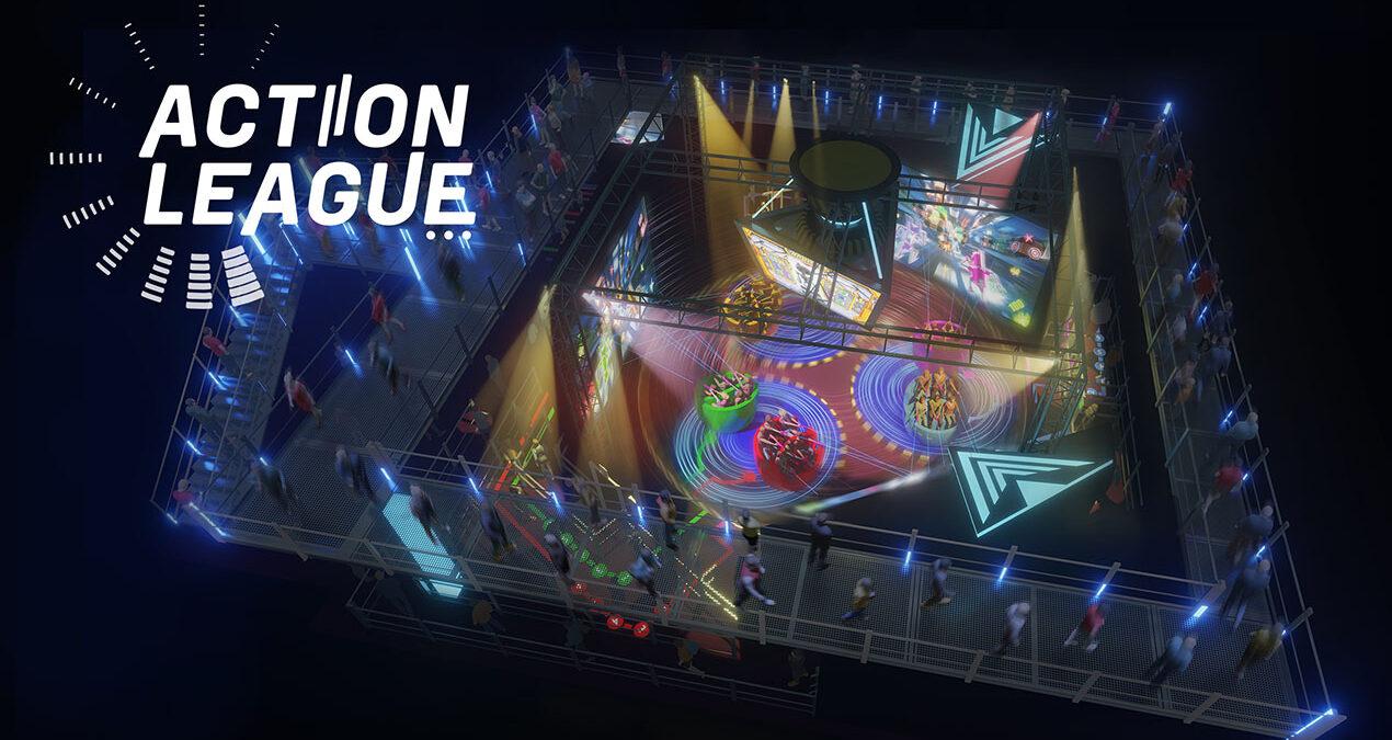 Alterface announces Action League, The Interactive Revolution