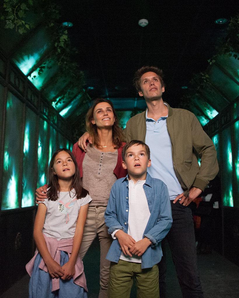 Jardin d'Acclimatation, happy family