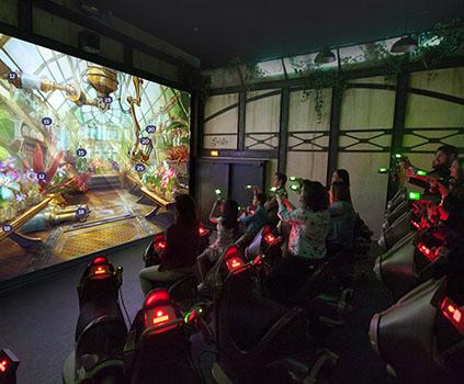 Jardin d'Acclimatation, Interactive Theatre