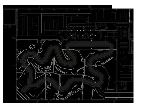 Basilisk track layout