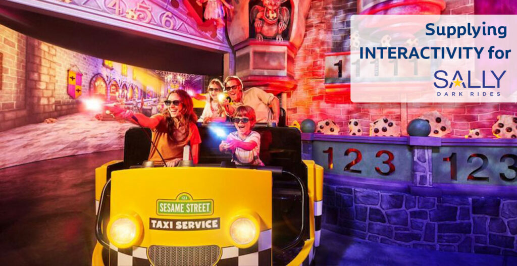 Sesame Street: Street Mission, Portaventura World, Spain